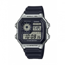 Casio AE-1200WH-1CVEF CASIO Collection Men Herren-Armbanduhr