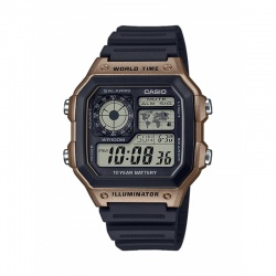 Casio AE-1200WH-5AVEF CASIO Collection Men Herren-Armbanduhr