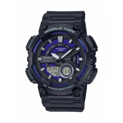 Casio AEQ-110W-2A2VEF CASIO Collection Men Herren-Armbanduhr