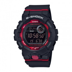 Casio G-SHOCK G-SQUAD GBD-800-1ER mit Bluetooth-Funktion