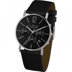 Jacques Lemans La Passion LP-123A schwarz Chrono mit...