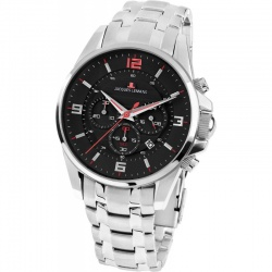 Jacques Lemans Liverpool 1-1799L Chronograph massiv...