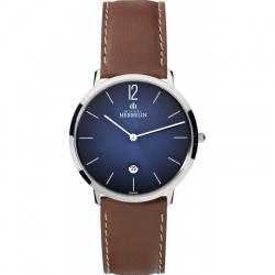 Michel Herbelin City 39 mm Medium Armbanduhr 19515-15 mit...