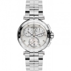 Michel Herbelin Newport Damen Chrono 33696-B59 mit...