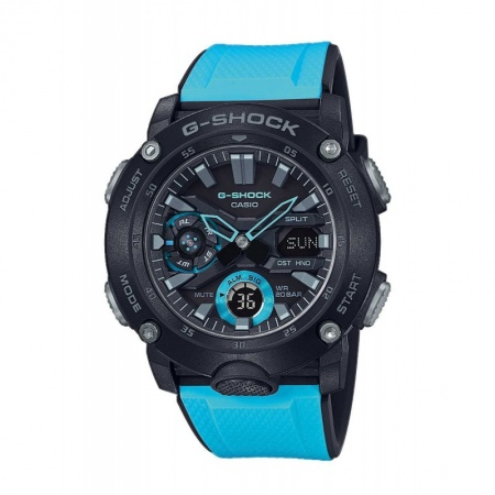 Casio G-SHOCK GA-2000-1A2ER WRIST WATCH Armbanduhr Analog-Digital
