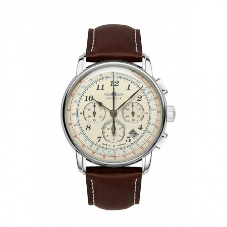 Zeppelin LZ-126 Los Angeles 7624-5 Chronograph Automatik