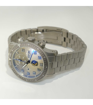 Fortis Official Cosmonauts Chronograph Amadee-20 F2040007 Automatik
