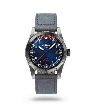 Fortis Flieger F-39 Midnight Blue F.422.0011 Automatik...