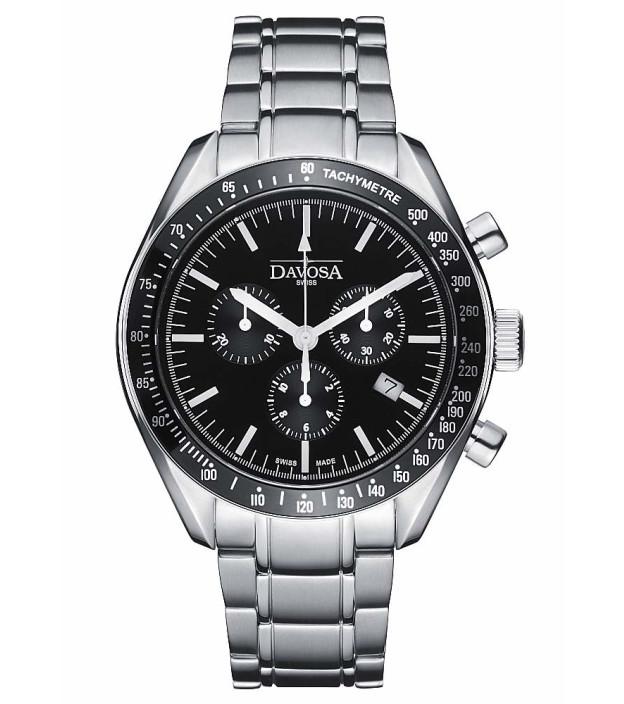 Davosa Race Legend Tachymeter-Chronograph 163.475.15 Herren-Quarzuhr