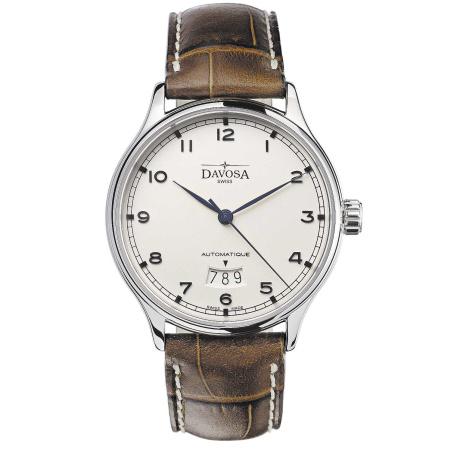 Davosa Classic Automatic 16145616 mit Lederband