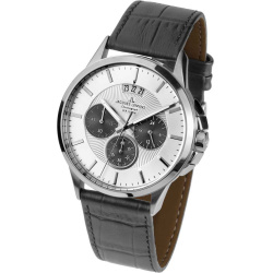Jacques Lemans Sydney 1-1542L Quarz Chronograph  mit...