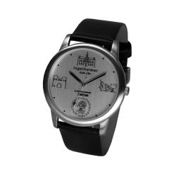 Ingelheimer Kult-Uhr Herren Armbanduhr Quartz von Zwehn