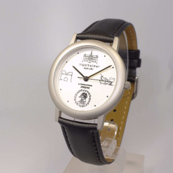 Ingelheimer Kult-Uhr Damen Armbanduhr Quarz von Zwehn