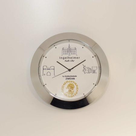 Ingelheimer Kult-Uhr von Zwehn Einsteckwerk Quarz für Tischuhr oder Wanduhr