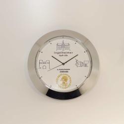 Ingelheimer Kult-Uhr von Zwehn Einsteckwerk Quarz...