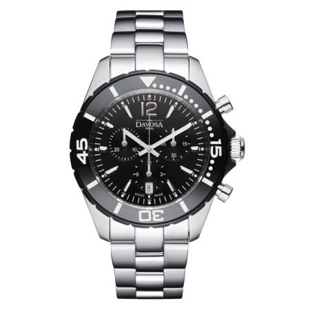 Davosa Nautic Star 163.473.15 Quarz Chronograph