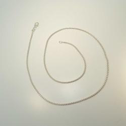 Veneziakette 925 Silber Ø 1,6 mm 42 cm lang - mit...