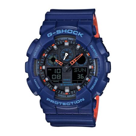 Casio G-SHOCK Classic GA-100L-2AER WRIST WATCH Armbanduhr Analog Digital