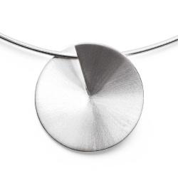 bastian inverun Anhänger rund 25890 aus 925 Silber