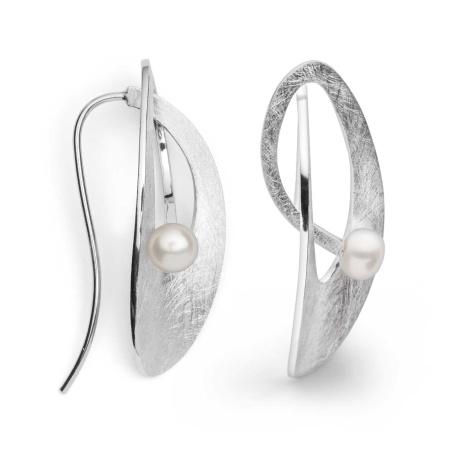 bastian inverun Ohrring 26011 aus 925 Silber