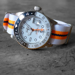 Davosa Ternos Professional GMT by Luca Tribondeau - limitierte Edition