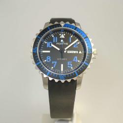 Fortis Marinemaster blue blau 670.15.45 K