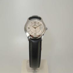 Grovana Uhren 3206.1132  Damenuhr mit Saphirglas und Lederarmband