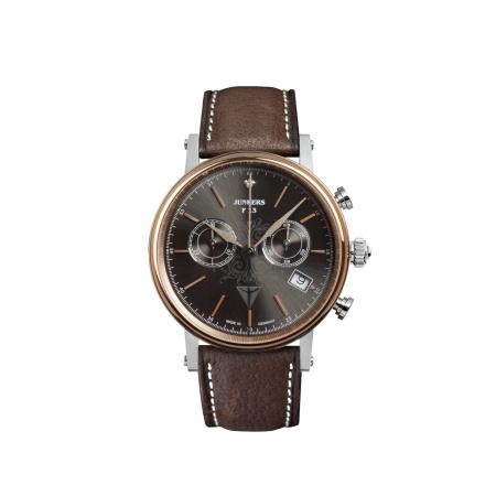 Junkers Südamerika 6583-2 Chronograph rosé-goldplattiert