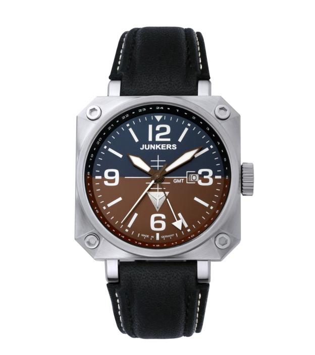 Junkers Horizon 6740-4 GMT Lederband - B-Ware