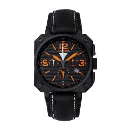 Junkers Horizon 6792-5 Chrono eckig schwarz