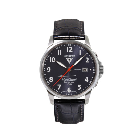 Junkers Mount Everest 6864-3 Automatic Mountain Wave Project