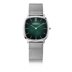 Michel Herbelin City Armbanduhr 16905-16B Tonneau-Form...