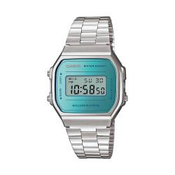 Casio A168WEM-2EF Vintage ICONIC Unisex-Armbanduhr