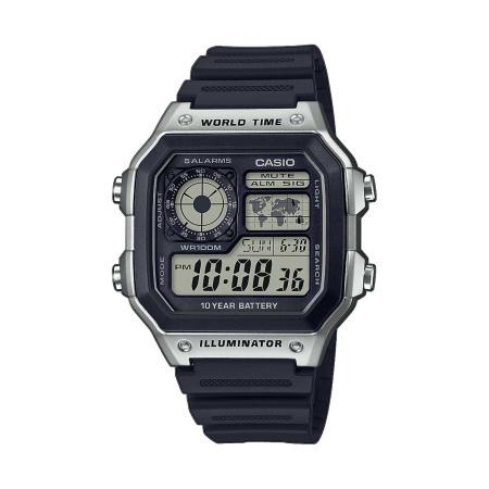 Casio AE-1200WH-1CVEF CASIO Collection Men Herren-Armbanduhr