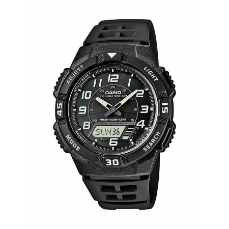 Casio AQ-S800W-1BVEF Collection Men Herren-Armbanduhr
