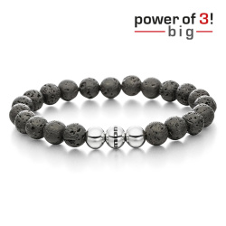 monomania Armband - Power of 3! - big - Lava - Innovation