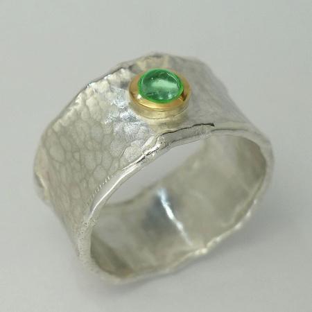 grüner Granat - Tsavolith
